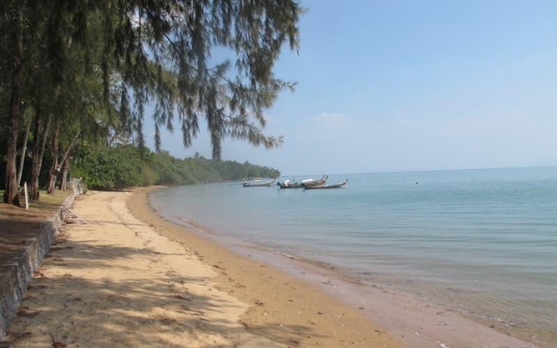 Ao Nam Mao Beach