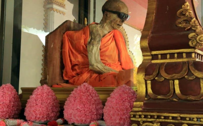 Mummified Monk of Koh Samui