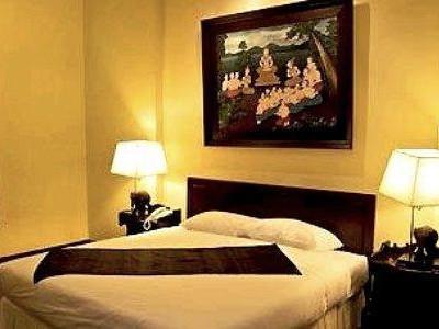Luang Prabang Villa Santi Hotel