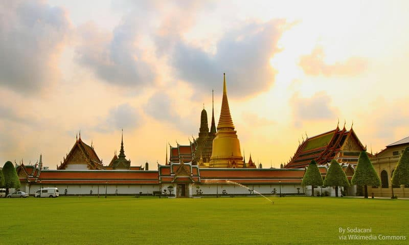 Half Day Bangkok Grand Palace Tour
