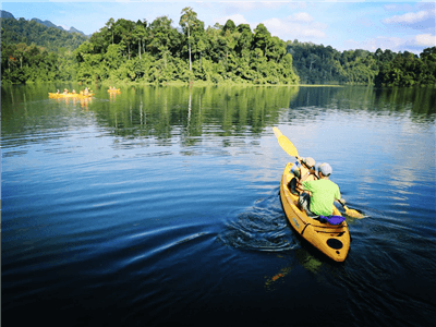 Khao Sok Jungle Safari One Day Tour with Lunch