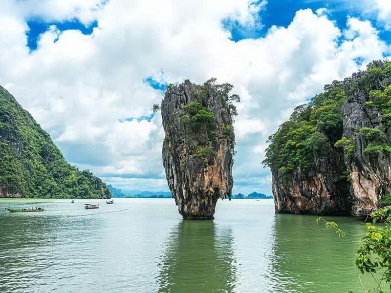 James Bond One Day Discovery by Long-tail Boat from Krabi with Lunch