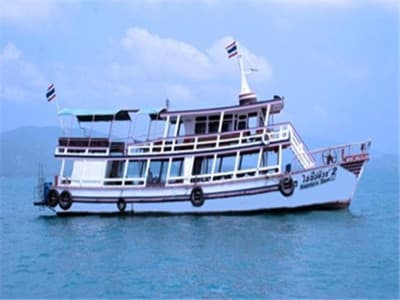 Boat Cruise around Samui by Tour Boat with Lunch from Samui