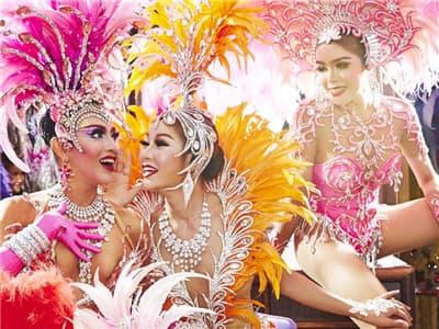 Pattaya Tiffany Show V.I.P Seat