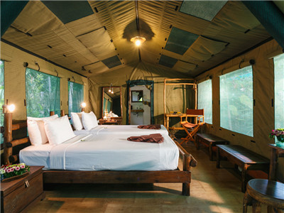 Khao Sok National Park (Boutique Camp)