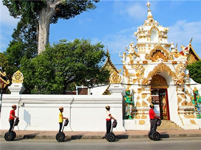 Thailand Adventure Tour with Segway Experience