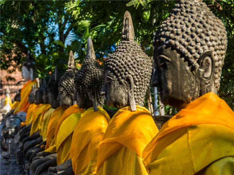 Heart of Thailand Tour