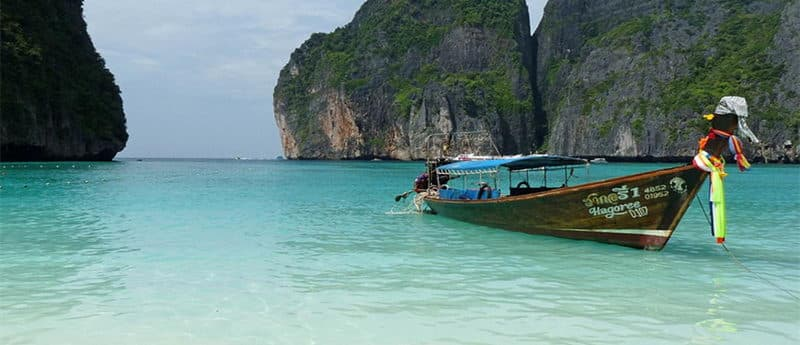 Top 10 best phuket daytrip - Phang Nga Bay and Phi Phi Islands