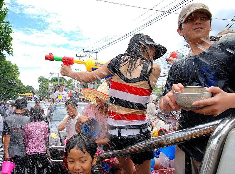 Songkran Festival 2019/2020 in Chiang Mai
