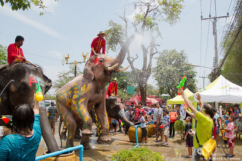 What is Songkran Festival: It is Thai New Year