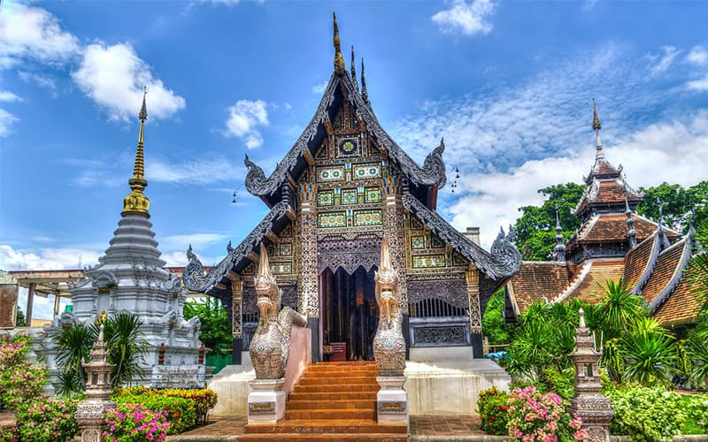 Beautiful Arts and Architecture You Never Know about Thailand