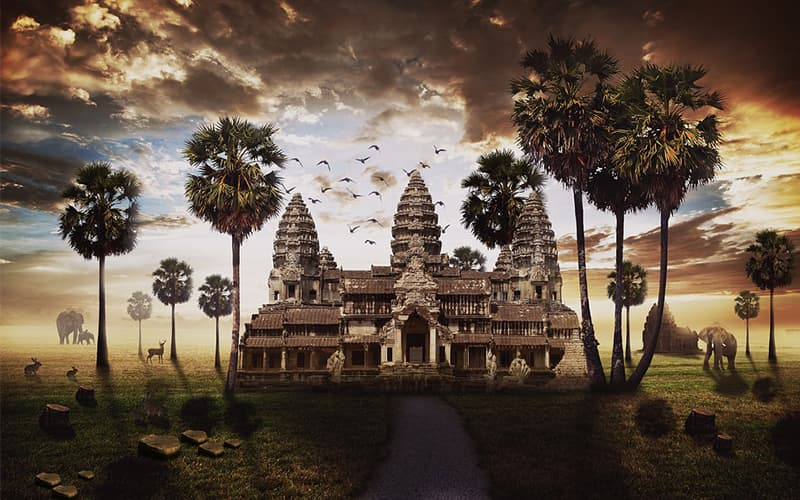 Traveling to Siem Reap for the First Time