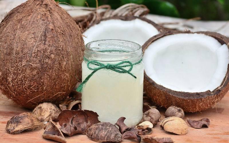 Thai Coconut oil