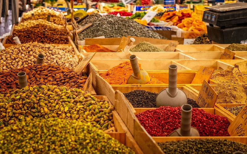 Dried Thai Spice Packets
