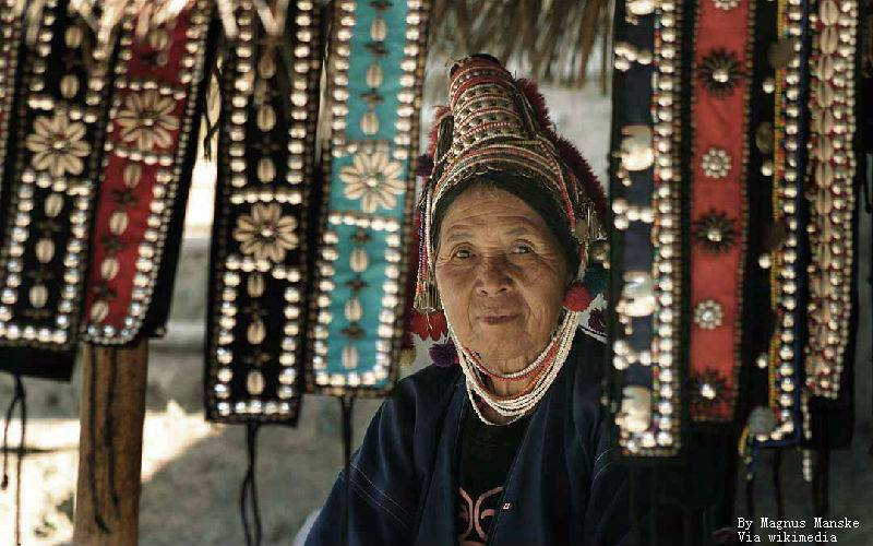 Hill Tribe Crafts