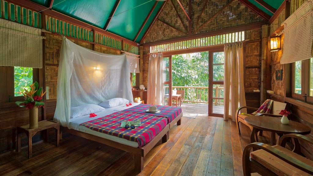 Khao Sok National Park (Tree house)