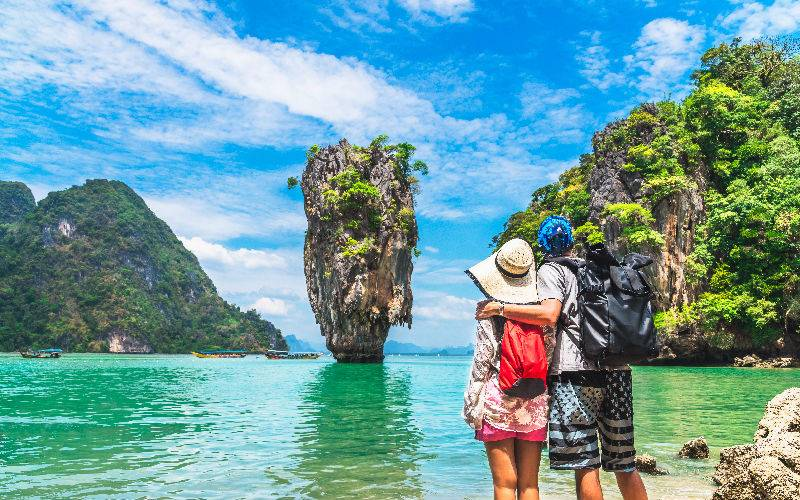 Top 5 Popular Destinations in Thailand