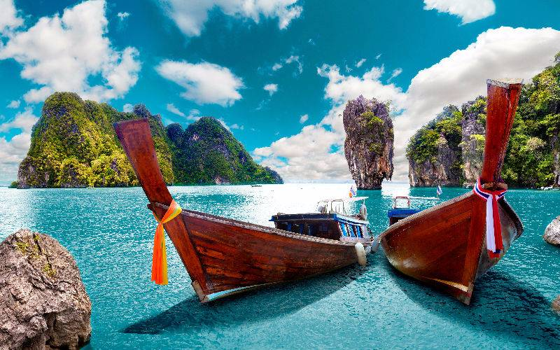 Picture: 007 Island in Phuket.