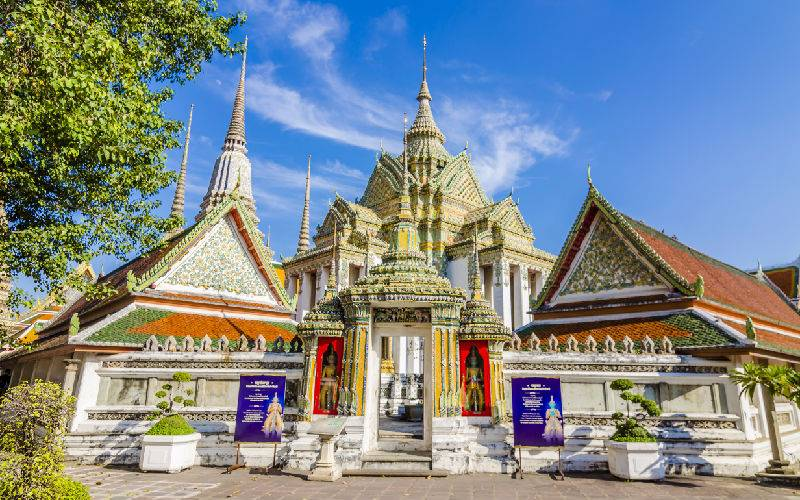 Picture: Wat Pho is named after a monastery in India where Buddha is believed to have lived.