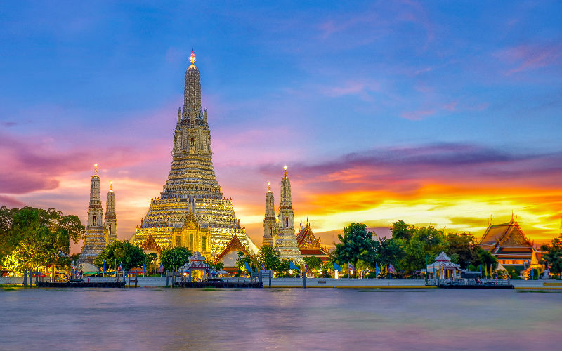 Wat Arun in Bangkok: The Temple of Dawn