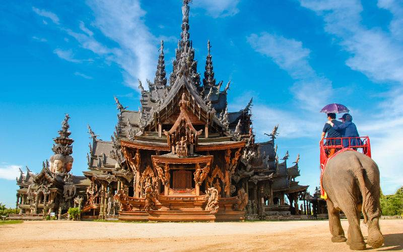 Picture: Sanctuary of Truth