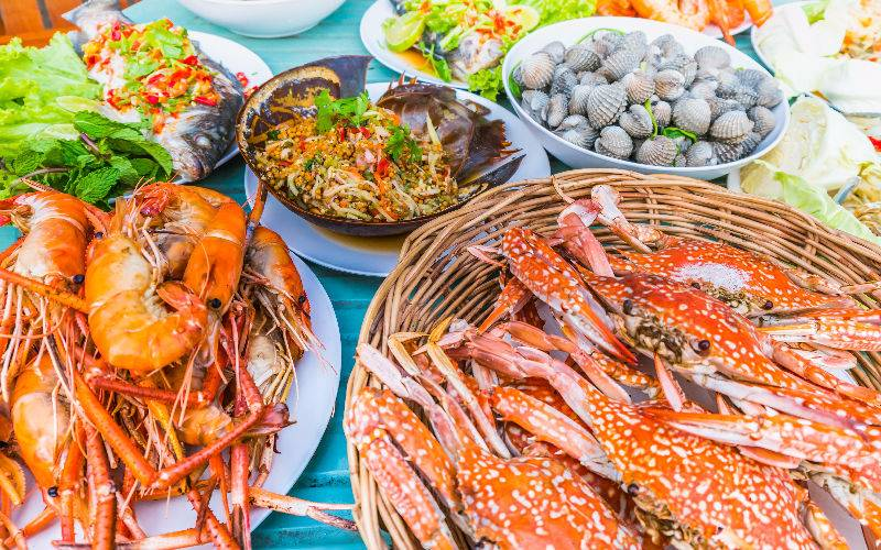 Top 10 Best Seafood Restaurant In Phuket Town