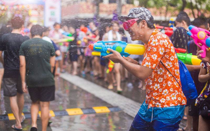 Interesting Facts about Songkran Festival