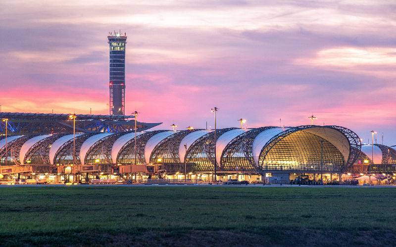All You Need to Know about Thailand Airports