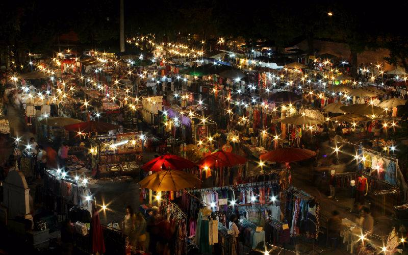 Top 10 Night Markets in Chiang Mai