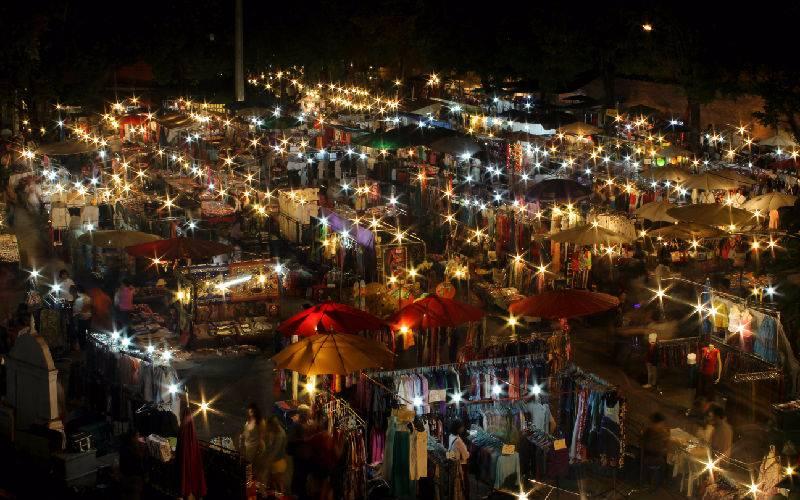 Top 10 Night Markets in Chiang Mai