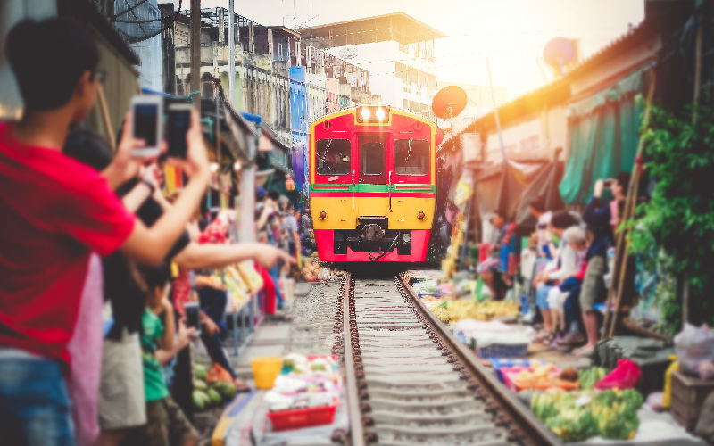 Top 10 Featured Markets in Thailand