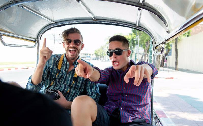 Top 10 Bangkok Attractions for Adults