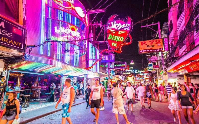 Top 10 Best Nightlife in Pattaya: Bar, Show, Walking Street