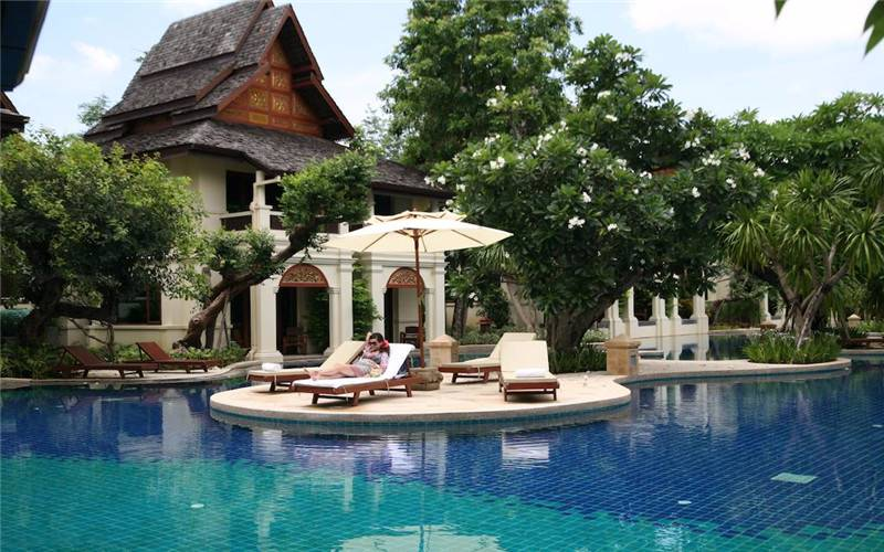 Centara Khum Phaya Resort & Spa, Centara Boutique Collection