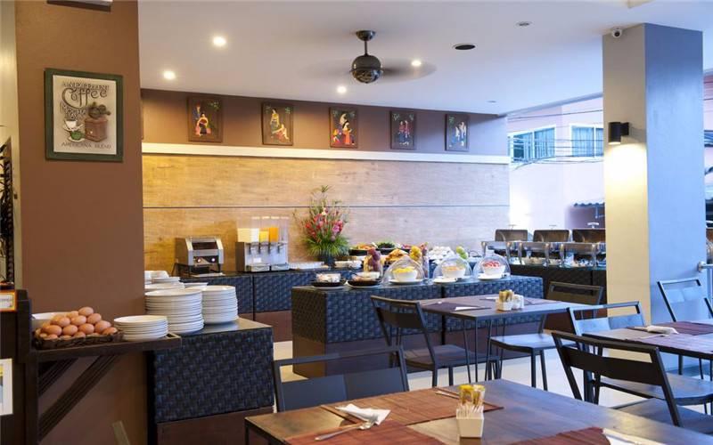 Meir Jarr Hotel Patong