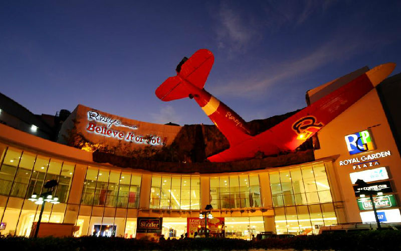 Top 10 Shopping Malls in Pattaya