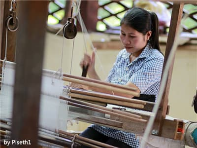 Angkor Silk Farm pic