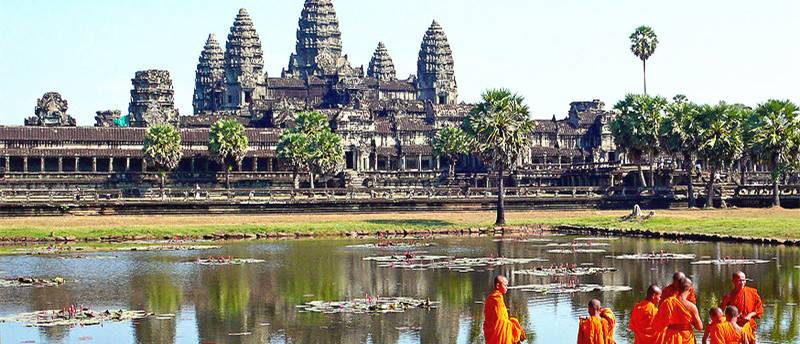 Traveling To Cambodia For The First Time