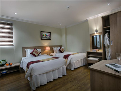 Silk Queen Grand hotel