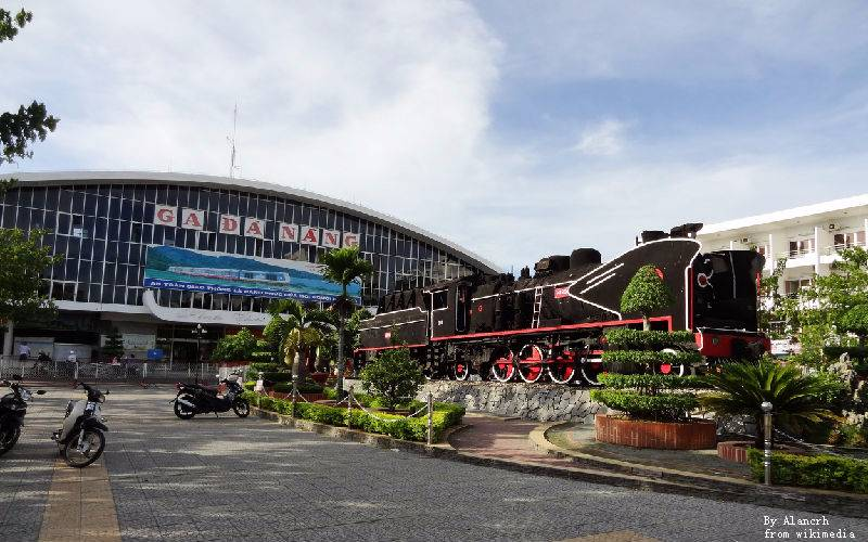 Da Nang Railway Station