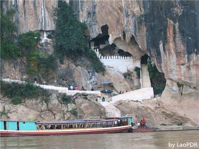 Pak Ou Caves pic