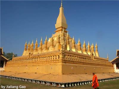 That Luang Stupa pic