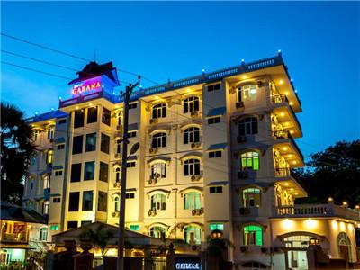 Hotel Gabana (Hpa-An)