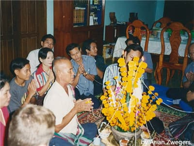 Baci Ceremony