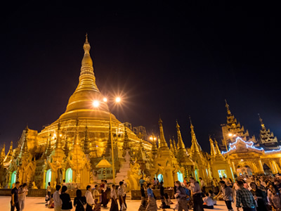Essential Myanmar tour