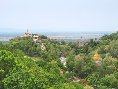 Sagaing Hill pic