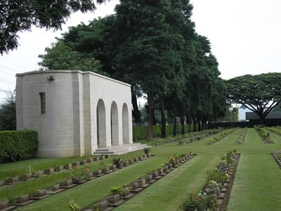 The Imperial War Graves Commission pic