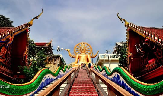 Koh Samui One Day Overland Tour with Lunch