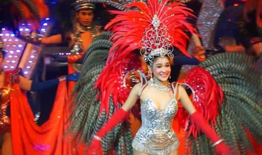 Pattaya Alcazar Show V.I.P Seat
