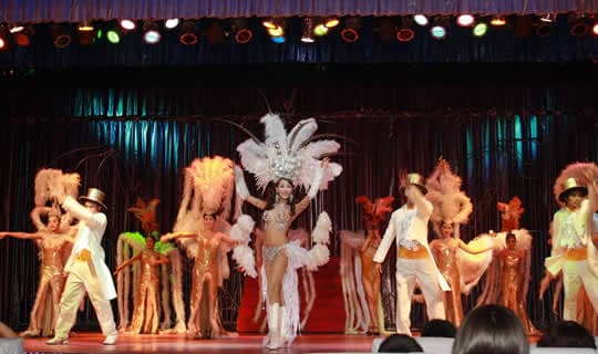 Phuket Simon Cabaret Show V.I.P Seat